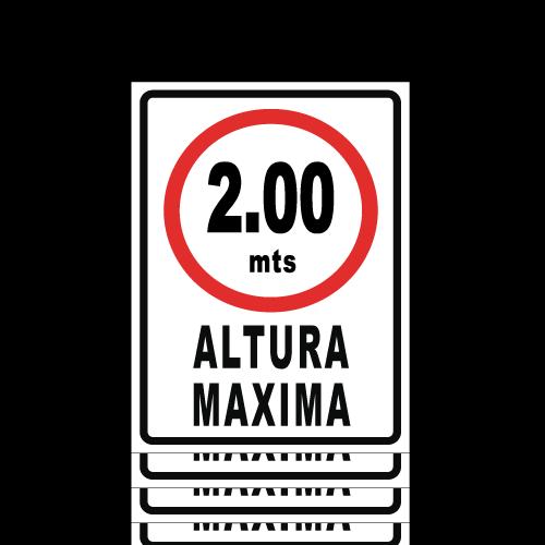 EST05 altura maxima 60 x 40 cms