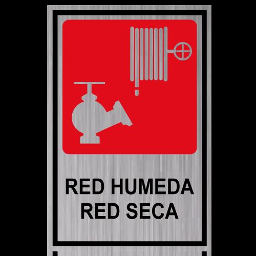 GS17 placa grabada red humeda red seca