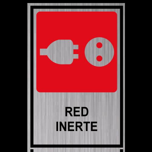 GS18 placa grabada red inerte